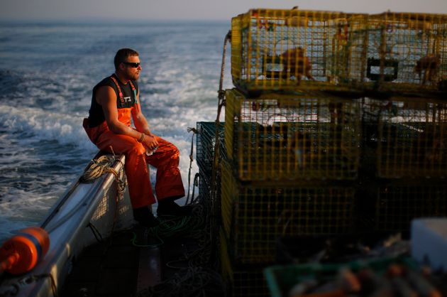 Warming waters in the Gulf of Maine are straining New England's historic fishing