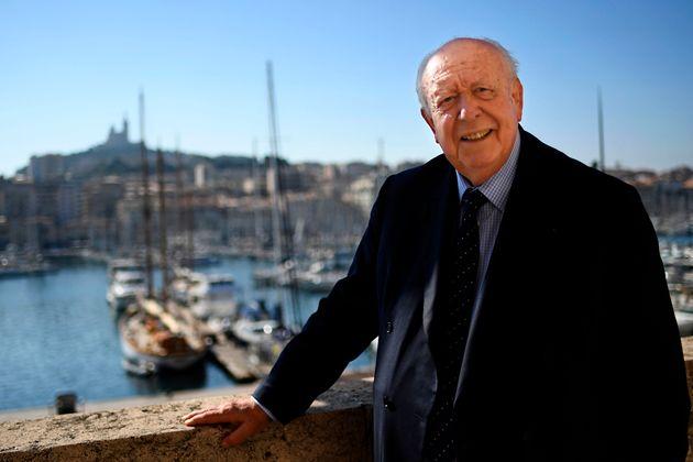 La succession de Jean-Claude Gaudin (photographié ici en 2017) lors des municipales 2020 à...