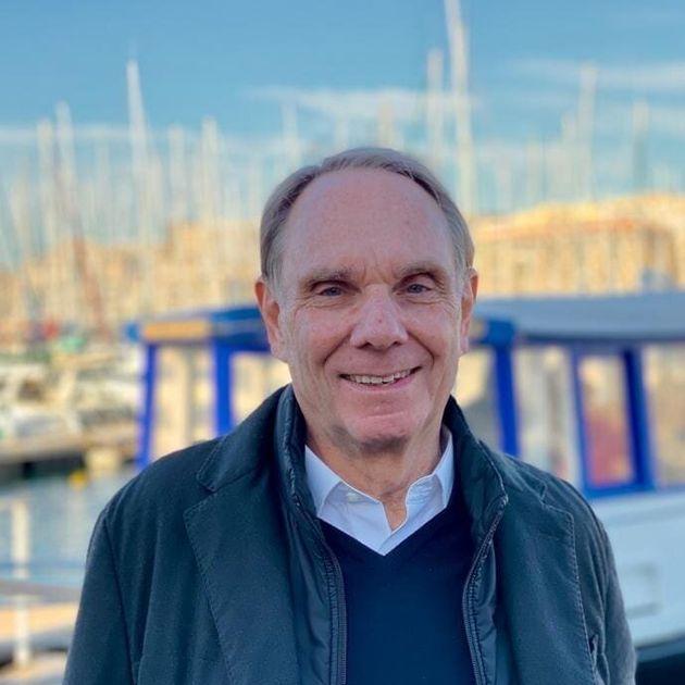 Yvon Berland, candidat LREM à