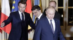 Première rencontre Poutine-Zelensky à Paris pour parler de