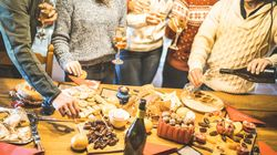 Christmas Potluck Ideas From Around (Parts Of) The