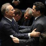 Renan vira um dos principais conselheiros do atual presidente do