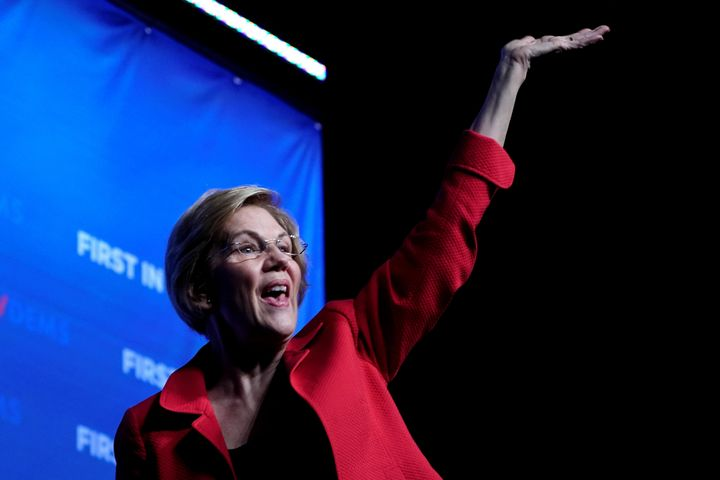 """Sen. Elizabeth Warren's """"Blue New Deal"""" proposal stands out as one of the most comprehensive plans yet to emerge to specifica"""