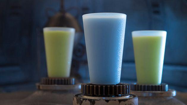 Vai um leitinho verde ou