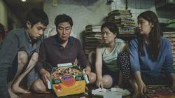 '기생충'이 한국 최초로 골든 글로브 3개 부문 최종 후보에