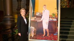 Kathleen Wynne Hopes Her Official Portrait Inspires Young