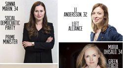 핀란드 연립정부를 이끄는 정치인 5명의 놀라운 특징