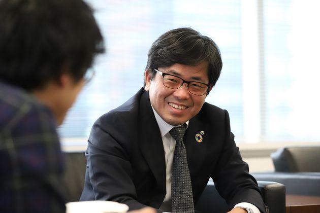 「リスクを知るだけでなく、行動変容まで促したい」と語る是川氏