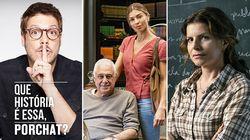 Porchat, Bom Sucesso, Segunda Chamada: APCA elege os melhores da TV em