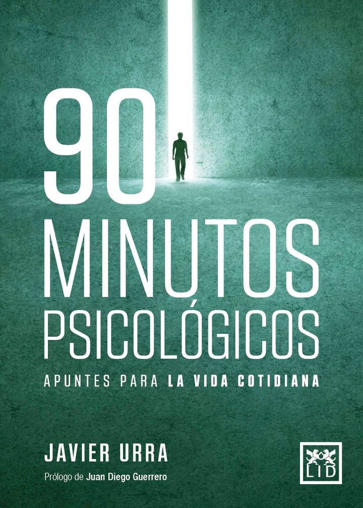"<a href=""https://www.lideditorial.com/libros/90-minutos-psicologicos"" target=""_blank"" rel=""noopener noreferrer""><i>90 minutos psicol&oacute;gicos</i> (LID Editorial).</a>"
