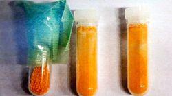 ウラン化合物を高校生が精製。原子炉等規制法違反などの疑いで書類送検