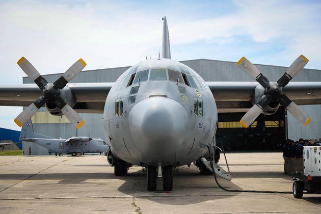 Desaparece un avión militar chileno con 38 personas a bordo cuando se dirigía a la
