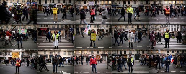 Depuis le début du mouvement social, le 5 décembre, jusqu'à aujourd'hui,...