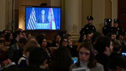 Los demócratas anunciarán hoy sus cargos contra Trump en el juicio