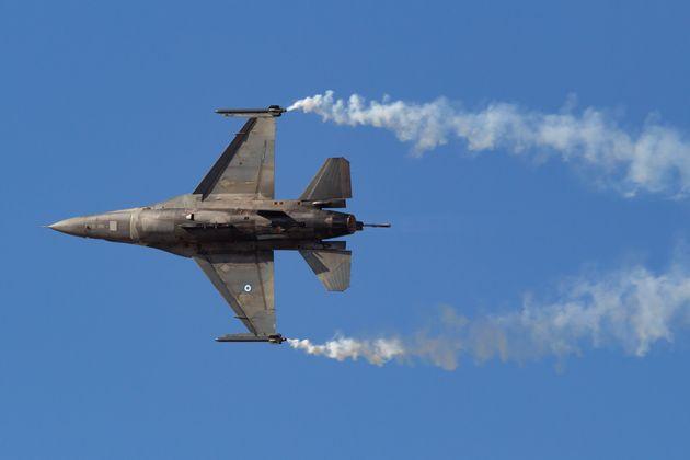 Ελληνική Πολεμική Αεροπορία Lockheed Martin F-16C Block 52 ( F-16C Blk 52+ ) from 340 Squadron Mira ( 340SQN