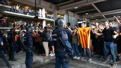 Tsunami Democràtic convoca una concentración ante el Camp Nou antes del Clásico entre el Barcelona y el Real