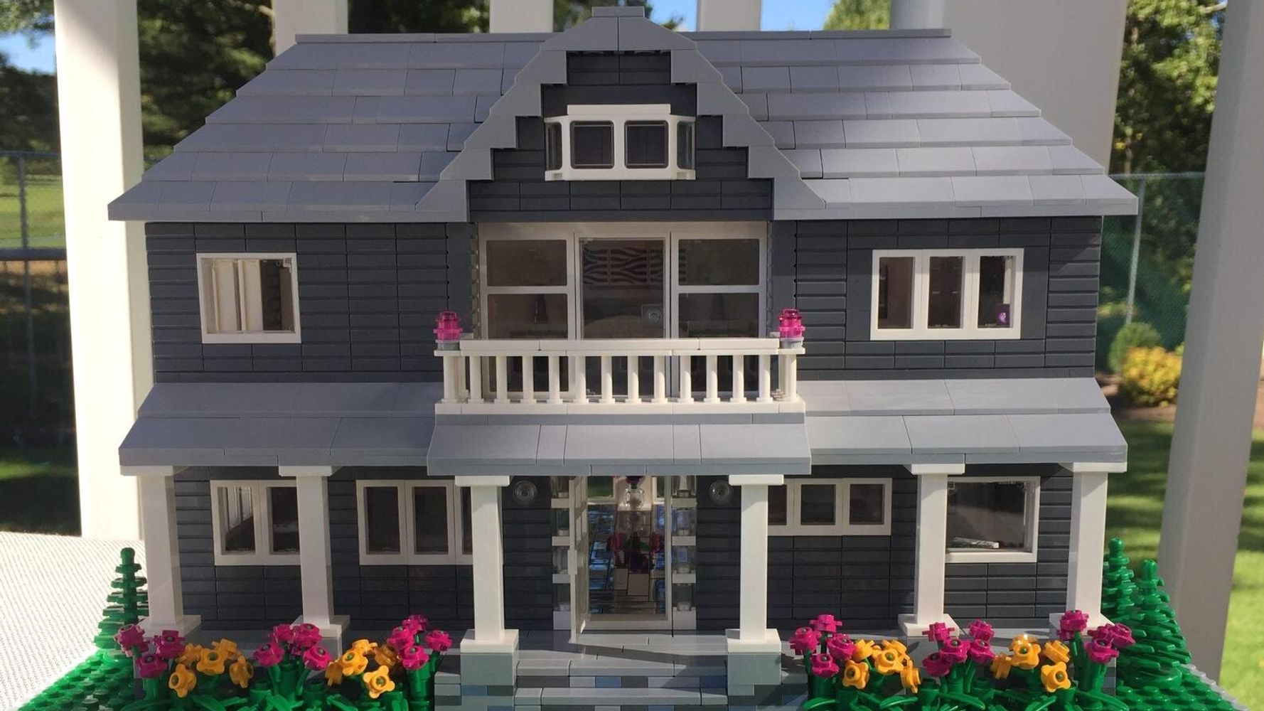 You Can Now Buy A Lego Replica Of Your Own Home – But It'll Cost You