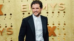 Kit Harington Has Adorable Reaction To Landing Game Of Thrones' Only Golden Globes