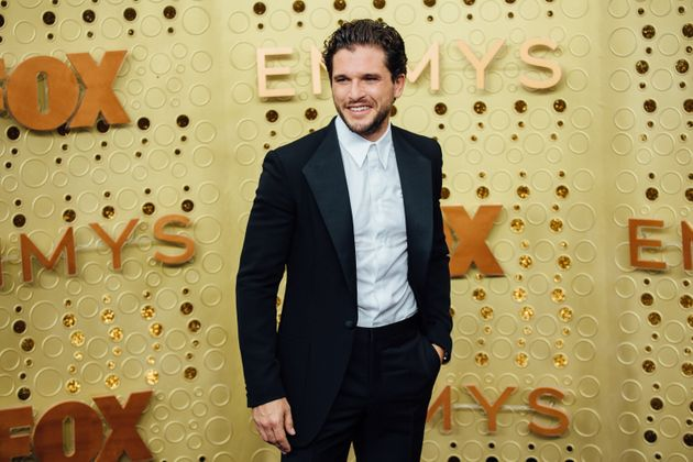 Kit Harington at the Emmys earlier this