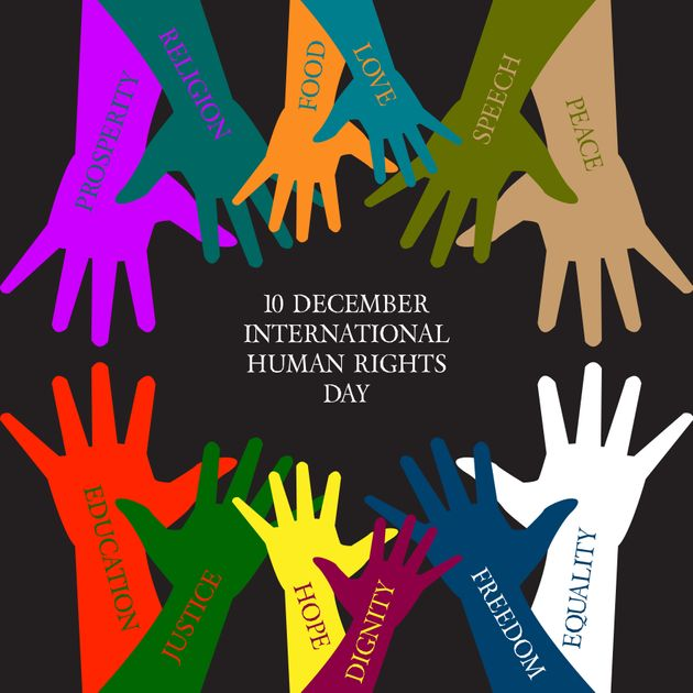 10 December International Human rights day