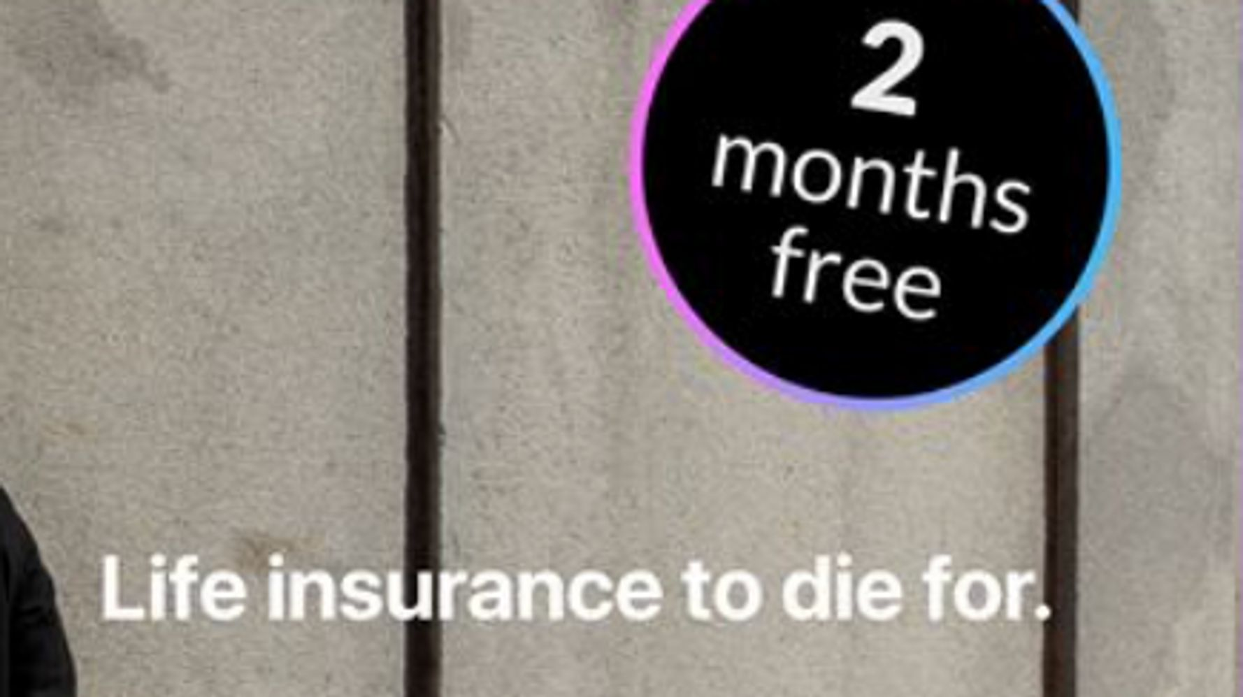 Dead Happy Life Insurance Advert Banned For 'Trivialising Suicide'