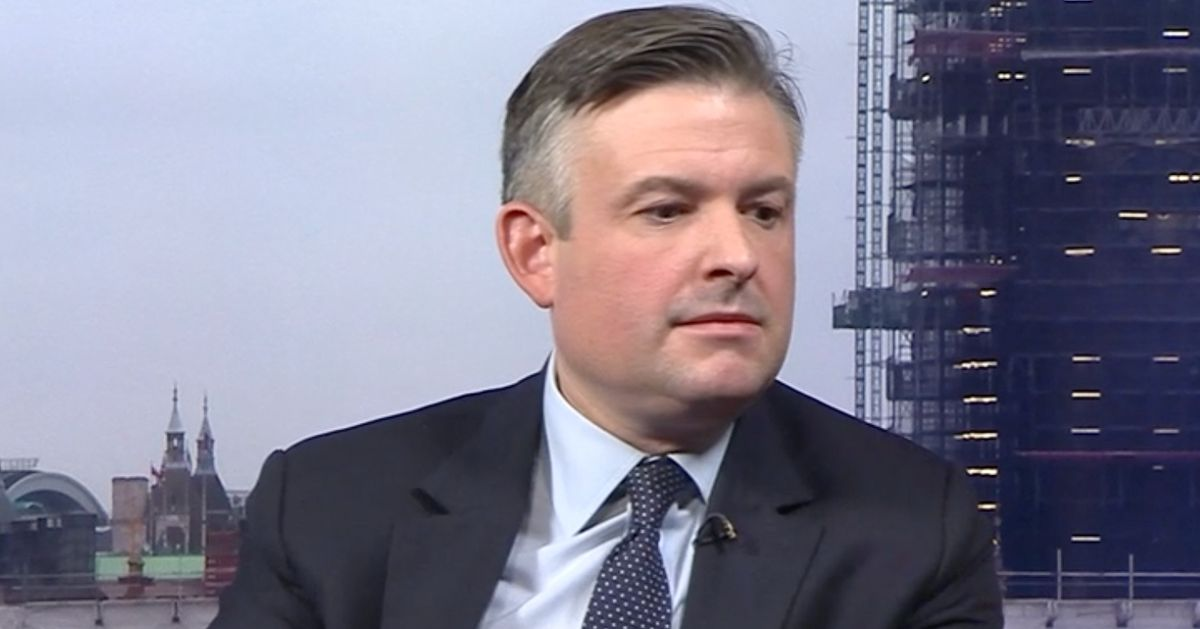 Jon Ashworth Says Leaked Warning About Labour's 'Dire' Election Campaign Was Just 'Banter'