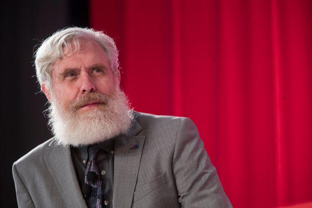 George Church, professeur de génétique à la Faculté de médecine de...