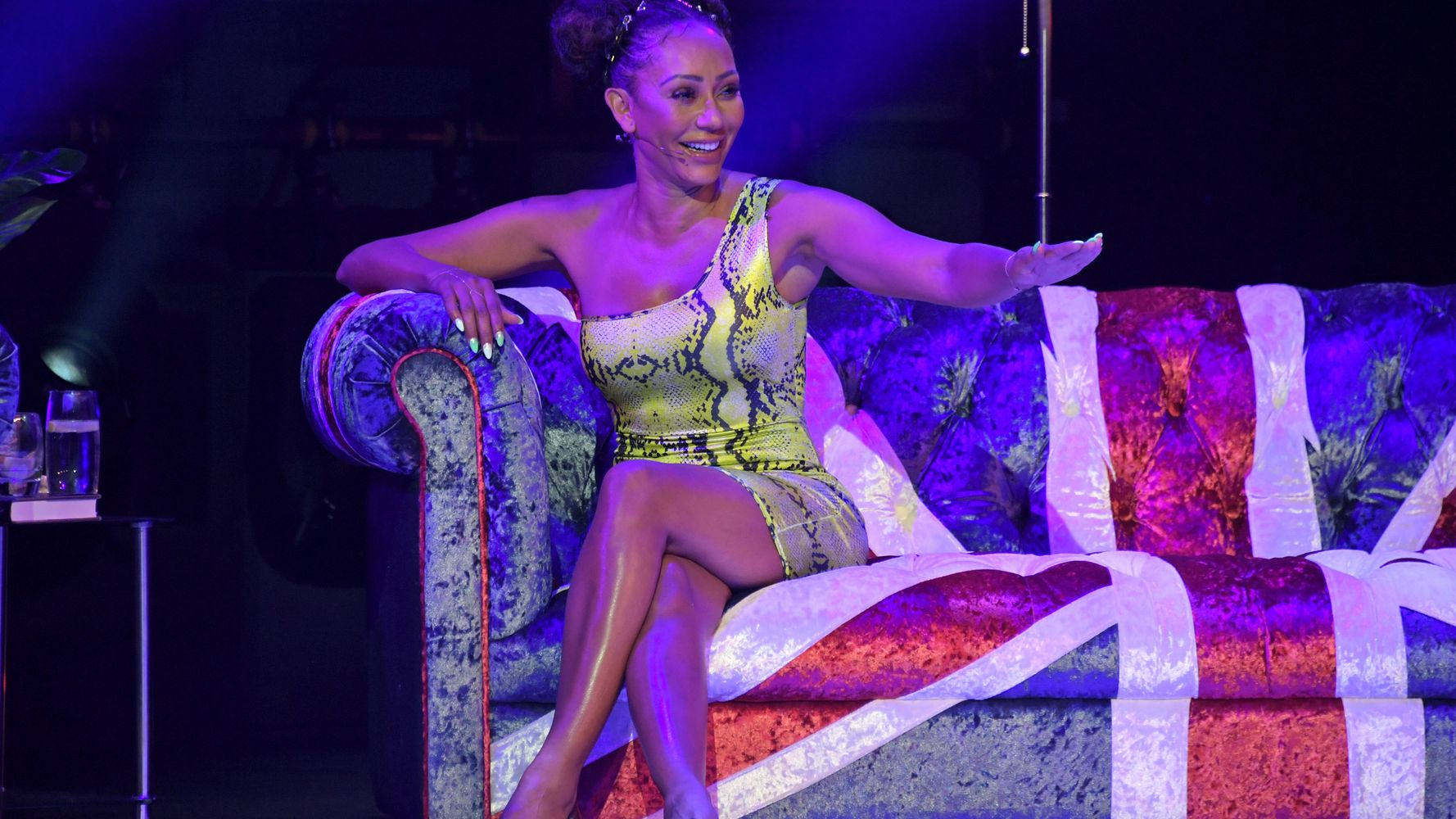 If You Wanna Be Her Lover, Mel B's Going To Take You To The STI Clinic First