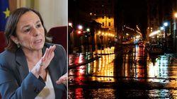 Incentivi ai negozianti di Roma che lasciano le luci accese di notte: il protocollo del Viminale per la