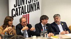 JxCat retira una moción sobre la autodeterminación para facilitar la