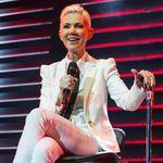 Marie Fredriksson, chanteuse du groupe Roxette, est
