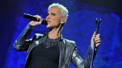 Marie Fredriksson, vocalista do Roxette, morre aos 61