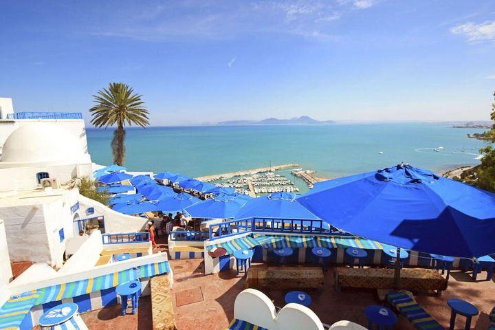 Sidi Bou Said, Enfidha, Tunisia.