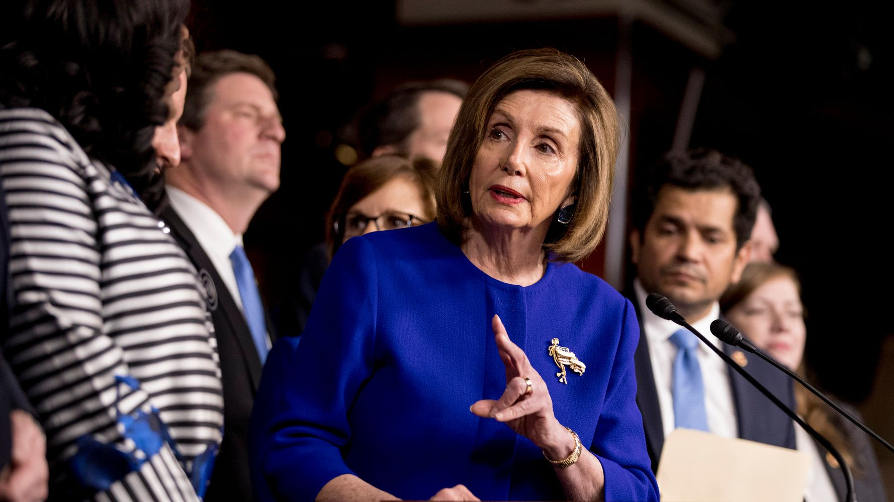 Westlake Legal Group 5defbad024000008095a2db9 Nancy Pelosi Announces Agreement On New North American Trade Pact
