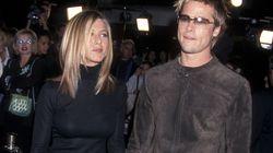 Brad Pitt e Jennifer Aniston insieme ai Golden Globe 2020. Solo un