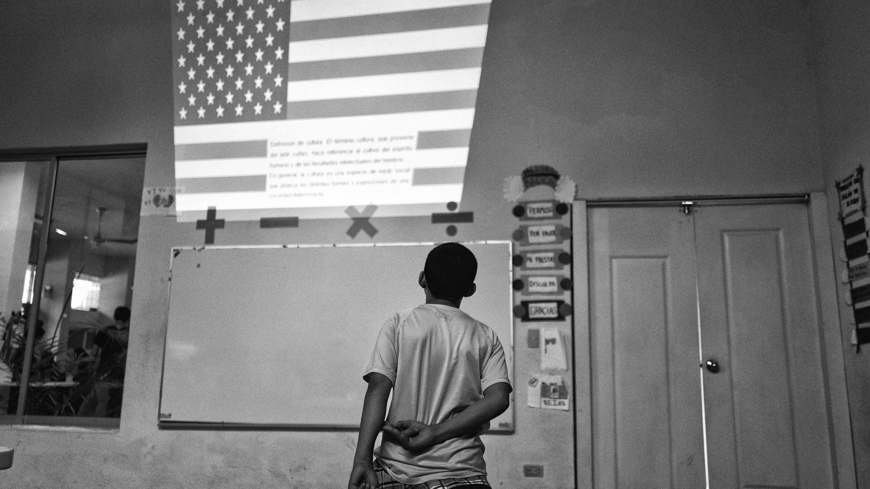 Here's What Life Is Like For Child Migrants At Mexico's Southern Border