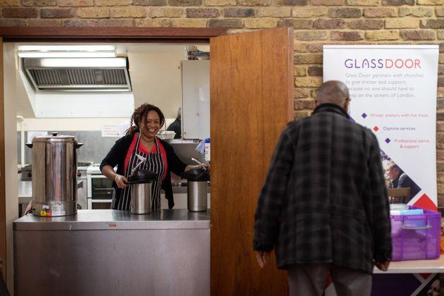 Glass Door Homeless Charity