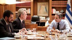 Συνάντηση Μητσοτάκη-Πάιατ με το βλέμμα σε Λευκό Οίκο και