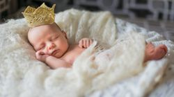 Royals Inspired The Top Baby Names In