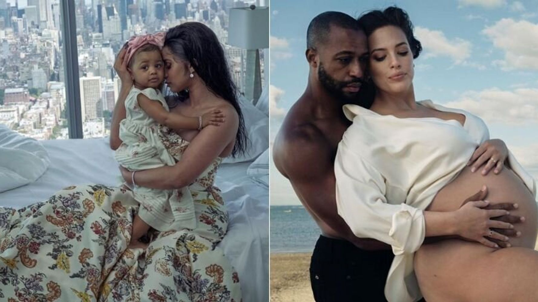 Cardi B, Ashley Graham Open Up About Motherhood For Vogue