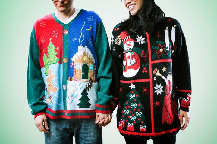 "The ""Ugly Christmas Sweater"" is now a giant business and a holiday trope."