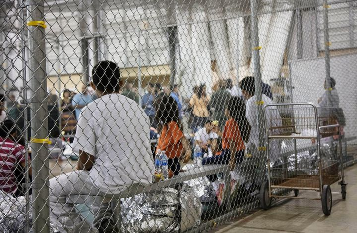 Immigrant children described hunger, cold and fear in a voluminous court filing about the U.S. detention facilities where the