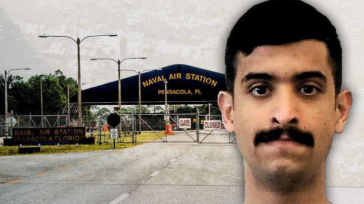 Pensacola Naval Air Station; and, Mohammed Alshamrani.