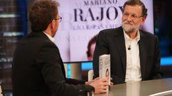 """La confesión de Rajoy a Pablo Motos en 'El Hormiguero': """"Es una exclusiva la que acabo de"""