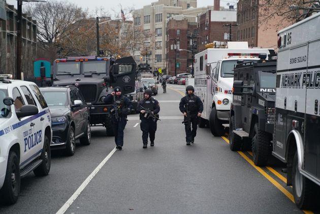 Un tiroteo en un supermercado de Nueva Jersey (EEUU) deja, al menos, seis