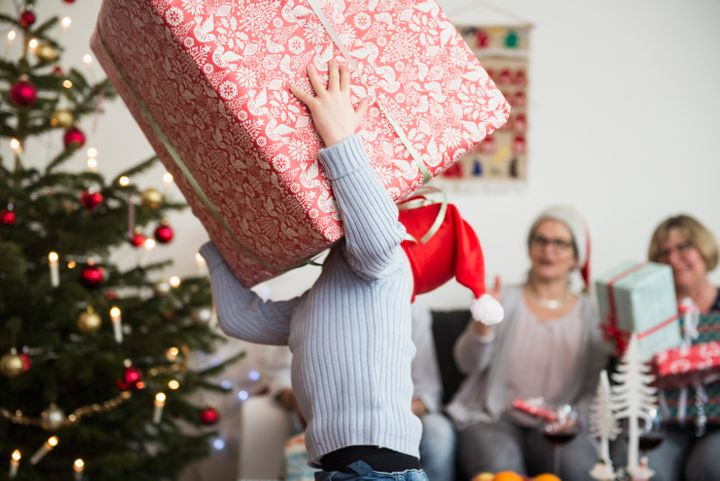There are polite, tactful ways to approach relatives who go overboard during the holidays.