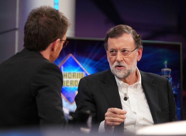 Rajoy en 'El