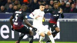 Lyon qualifié sur le fil pour les 8es de finale de Ligue des