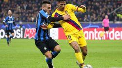 La cantera del Barça puede con el Inter