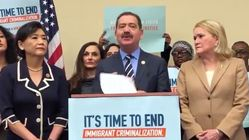 Democrats Introduce Sweeping Plan To 'End The Criminalization Of